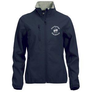Basic Softshell Jacket - dam/herr