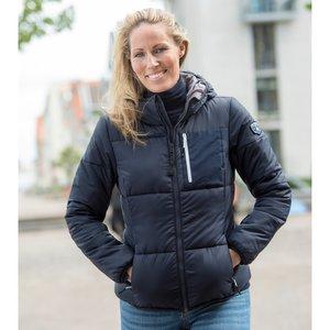 Winter quilted jacket - dam/herr